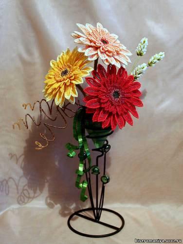 Для изготовления одного цветка